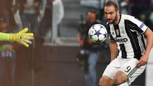 Gonzalo Higuain Juventus Monaco Champions League 09052017