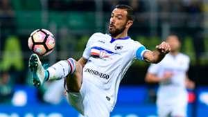 Quagliarella Sampdoria Serie A
