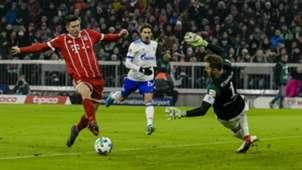 Robert Lewandowski FC Bayern 10022018