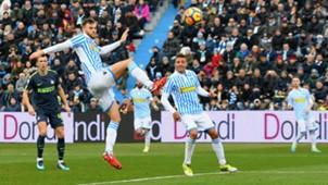 Francesco Vicari SPAL Inter Serie A