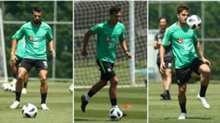 Socceroos defenders