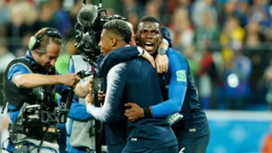 France Belgium World Cup 2018 Paul Pogba Didier Deschamps