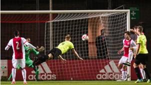 Jong Ajax - Telstar, Jupiler League 09252017