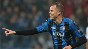 Josip Ilicic Atalanta Apollon Europa League