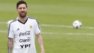 Lionel Messi Argentinien 13062018
