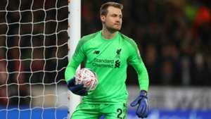 Klopp expecting Mignolet stay despite questions of Liverpool future for back-up goalkeeper