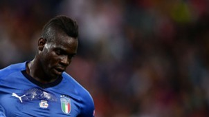 Mario Balotelli Italy Poland UEFA National League