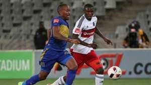 Cape Town City, Lehlohonolo Majoro & Pirates, Ayanda Gcaba