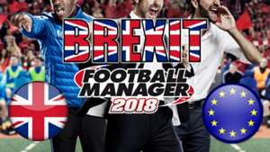 Football Manager Brexit 2018
