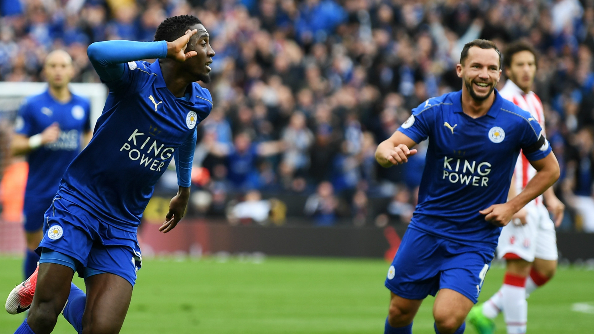Wilfred Ndidi Leicester City