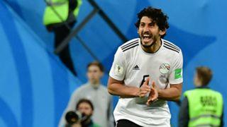 Ahmed Hegazi - Egypt vs. Russia, 2018 World Cup