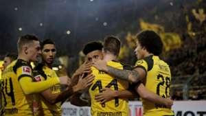 Borussia Dortmund Bayern 10112018
