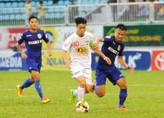 HAGL B.Bình Dương Vòng 14 V.League 2017