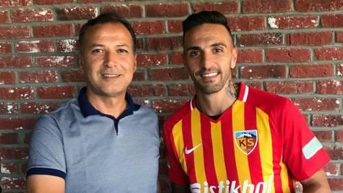 Miguel Lopes Kayserispor 2019