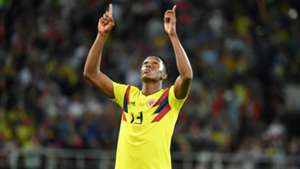 Yerry Mina Colombia England WC Russia 03072018