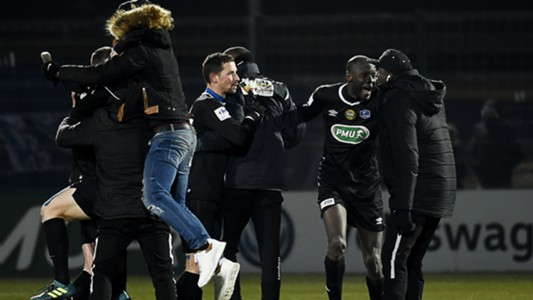 Chambly Strasbourg Coupe de France 28022018