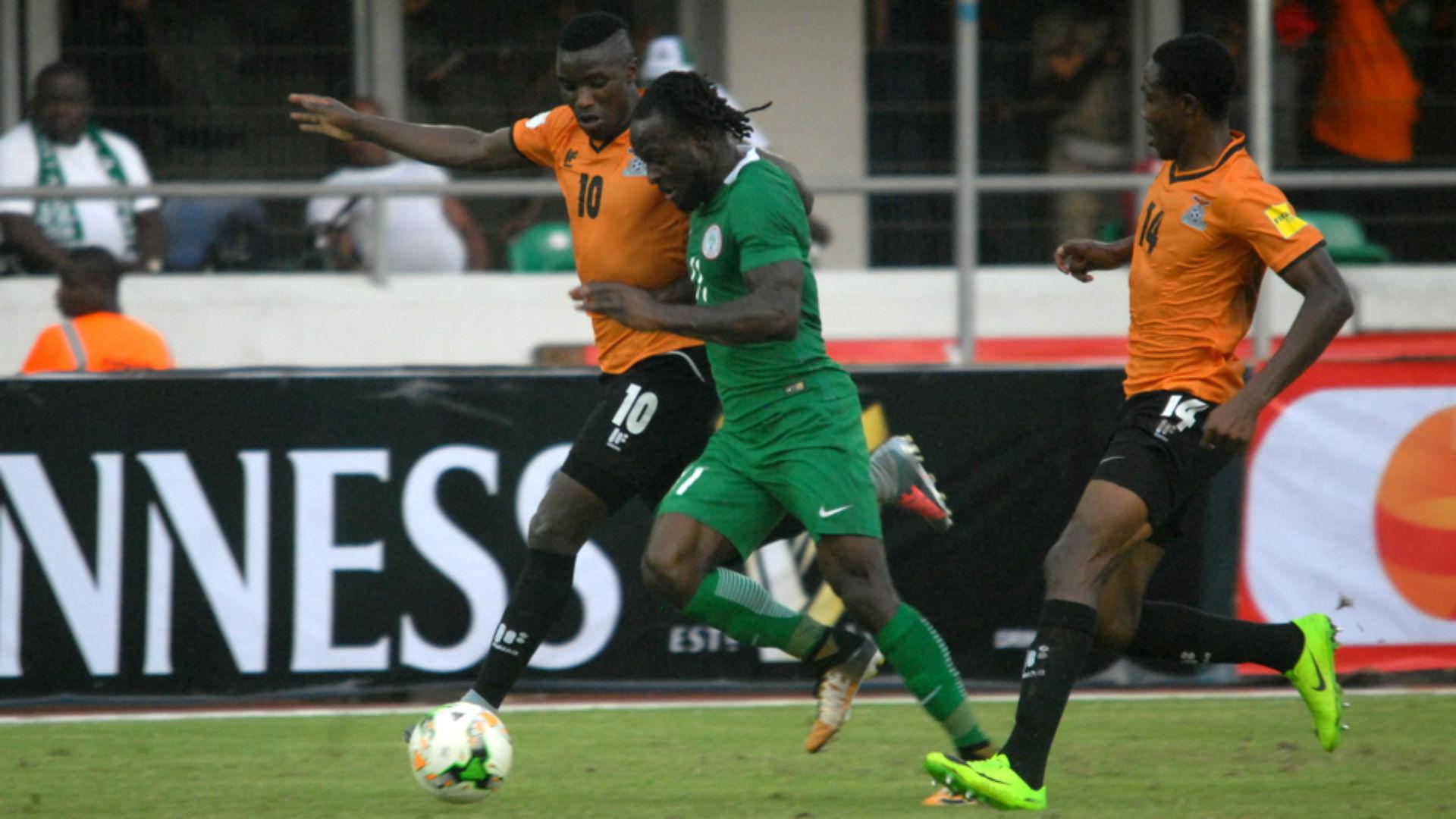 Victor Moses Nigeria