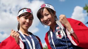 美女サポワールドカップ_日本vsセネガル_日本2