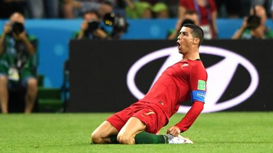 Cristiano Ronaldo Spain Portugal World Cup 2018