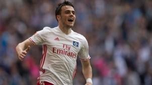 Filip Kostic Hamburger SV Bundesliga