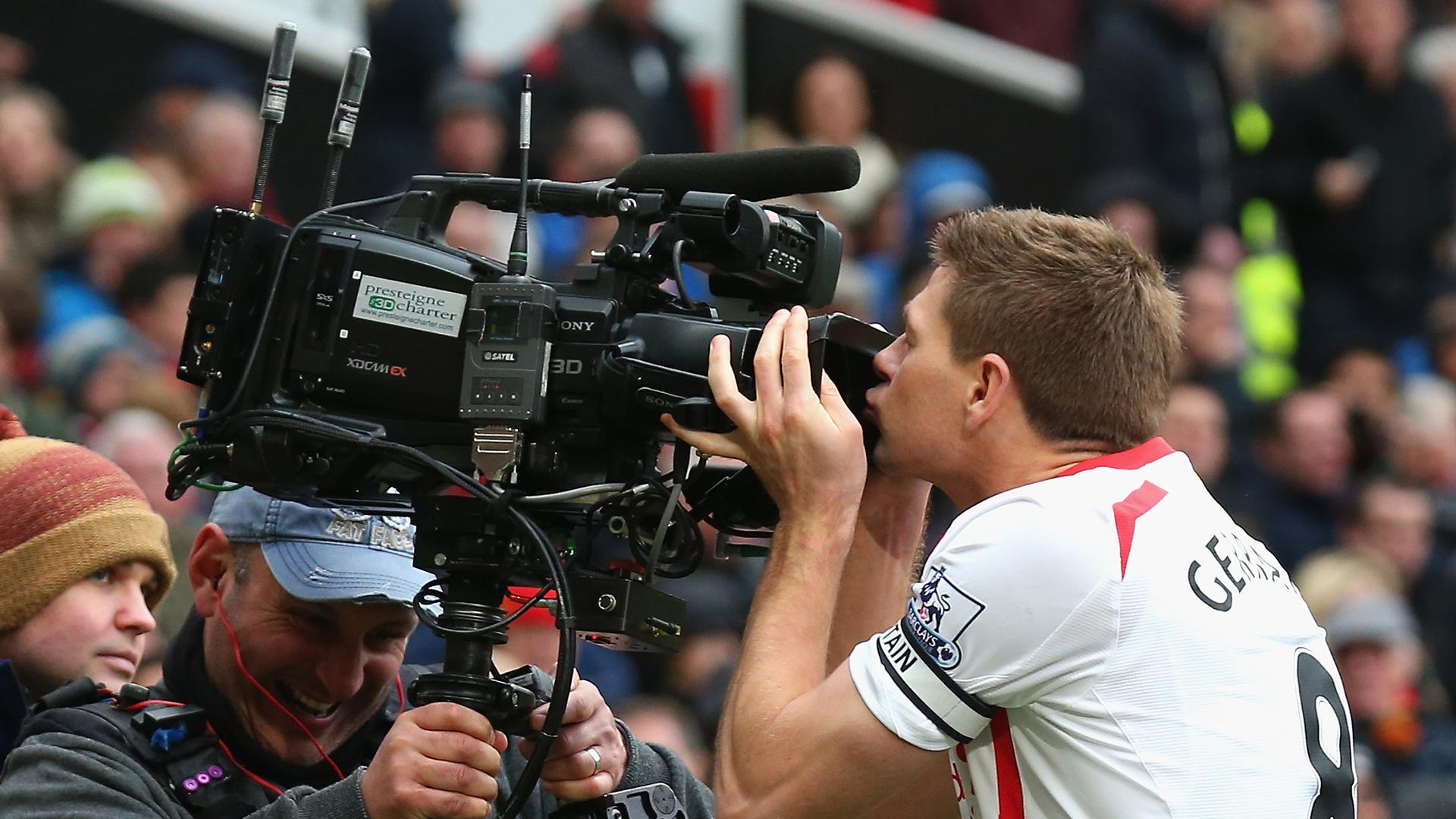 Steven Gerrard Liverpool United
