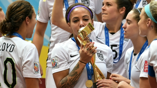 Sydney Leroux earns USWNT recall for friendlies against