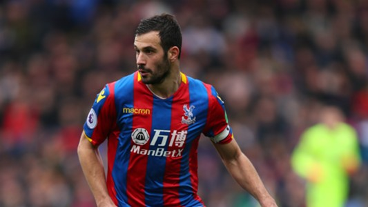 Luka Milivojevic Crystal Palace Premier League Team of the Week