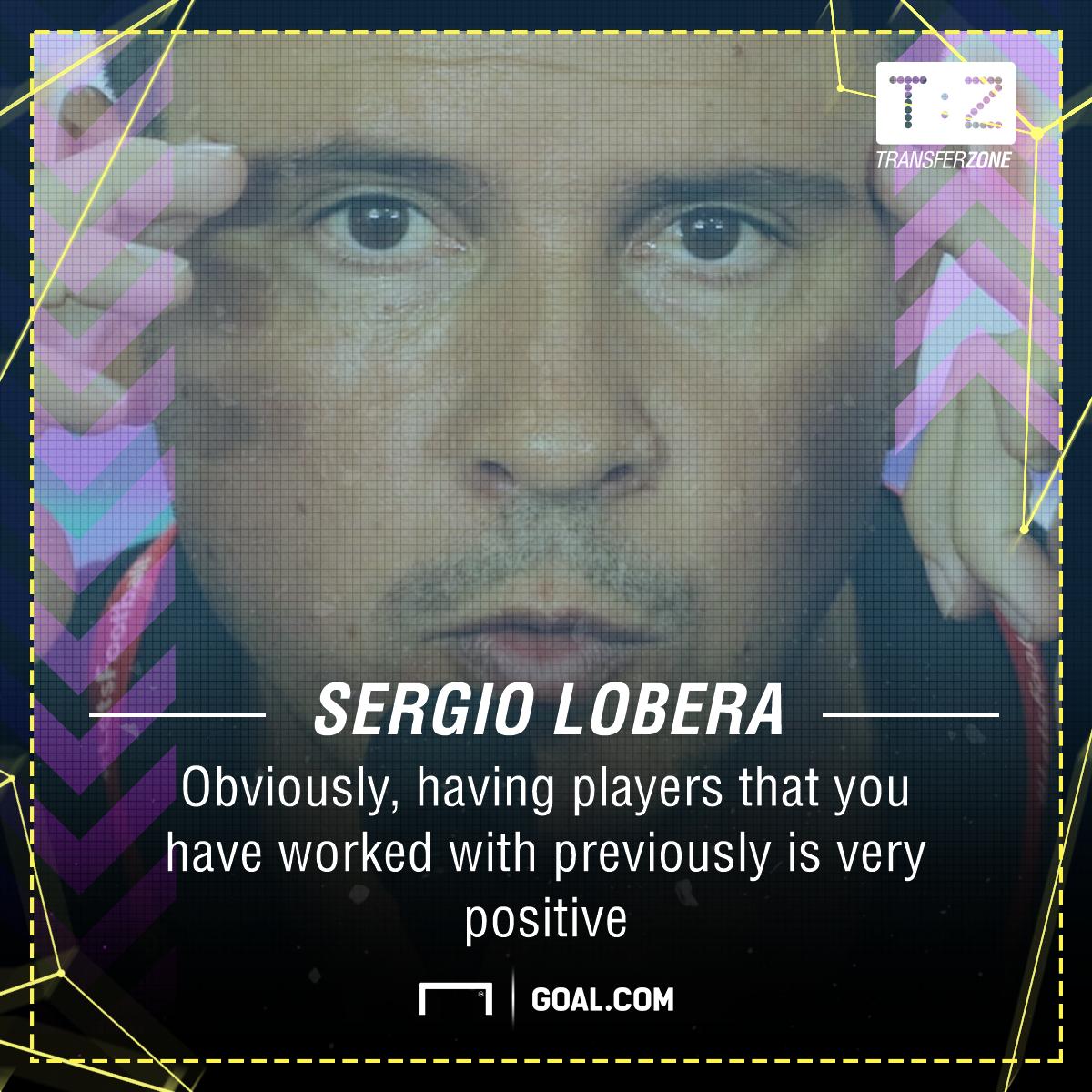 GFX FC Goa coach Sergio Lobera on transfers
