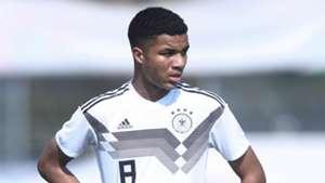 Malik Tillman Germany U17 2019