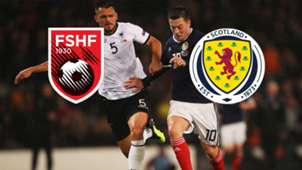 Albanien Schottland TV LIVE STREAM UEFA Nations League DAZN