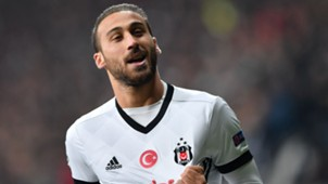 Besiktas Monaco Cenk Tosun Champions League 01112017