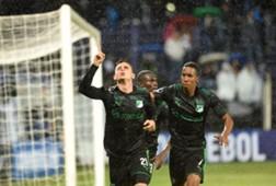 Nicolás Benedetti Deportivo Cali gol a DAnubio Copa Sudamericana 2018