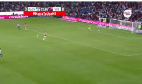 Gol Honda vs Veracruz en su debut