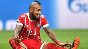 Arturo Vidal FC Bayern 14032018