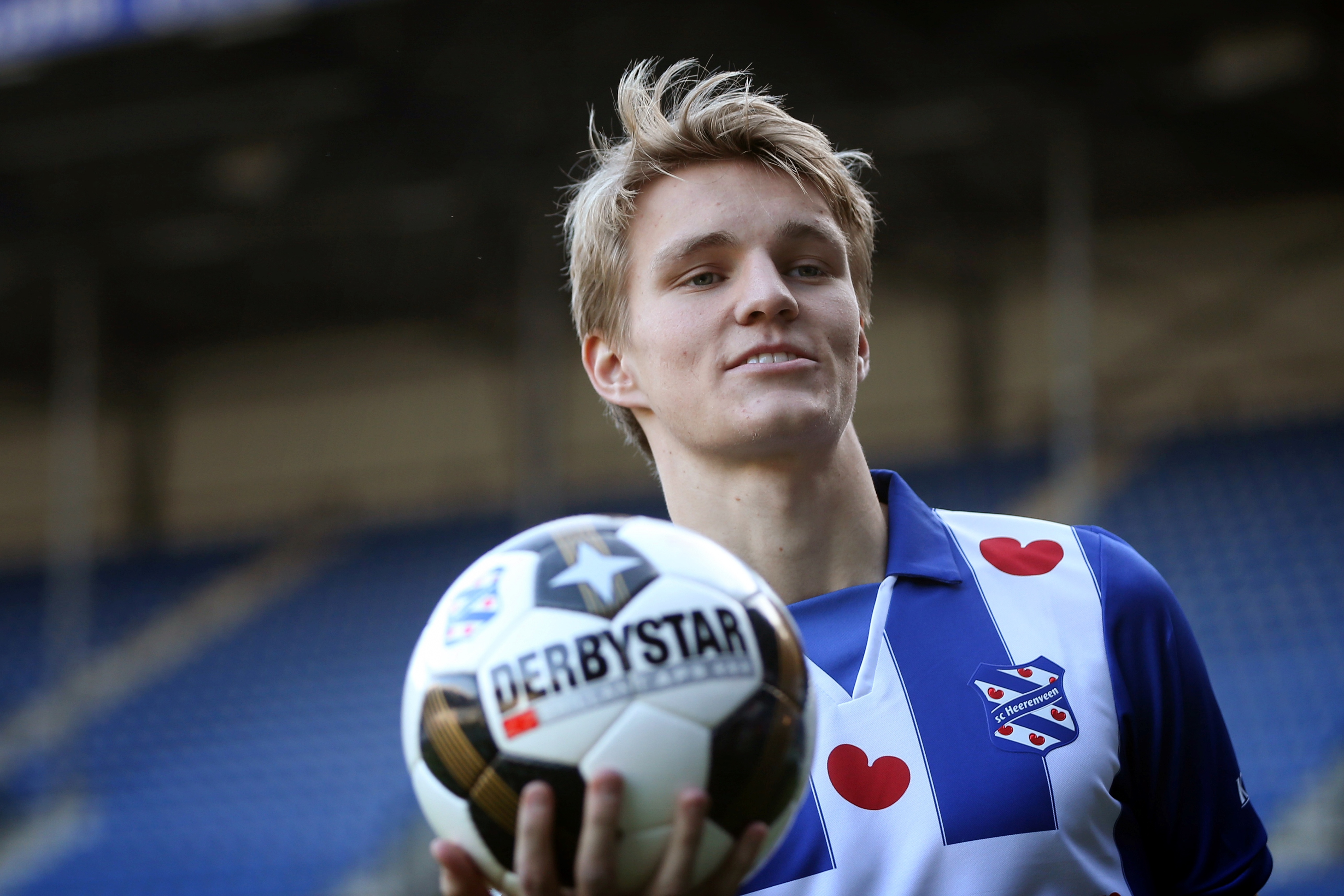 Real Madrid are 'delighted' with my progress – Odegaard