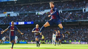 Lionel Messi Real Madrid Barcelona La Liga