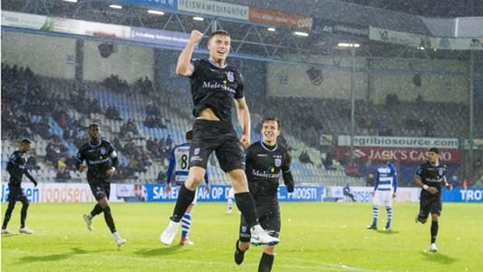 Zian Flemming, De Graafschap - PEC Zwolle, KNVB Beker 10302018