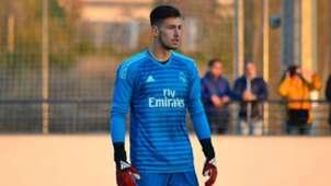 Diego Altube Real Madrid