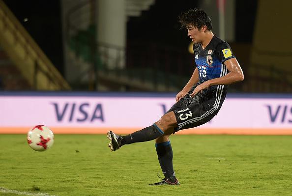 Japan thrash Honduras 6-1