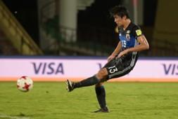 Japan U17 vs Honduras