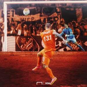 Wesley Sneijder 131 GFX