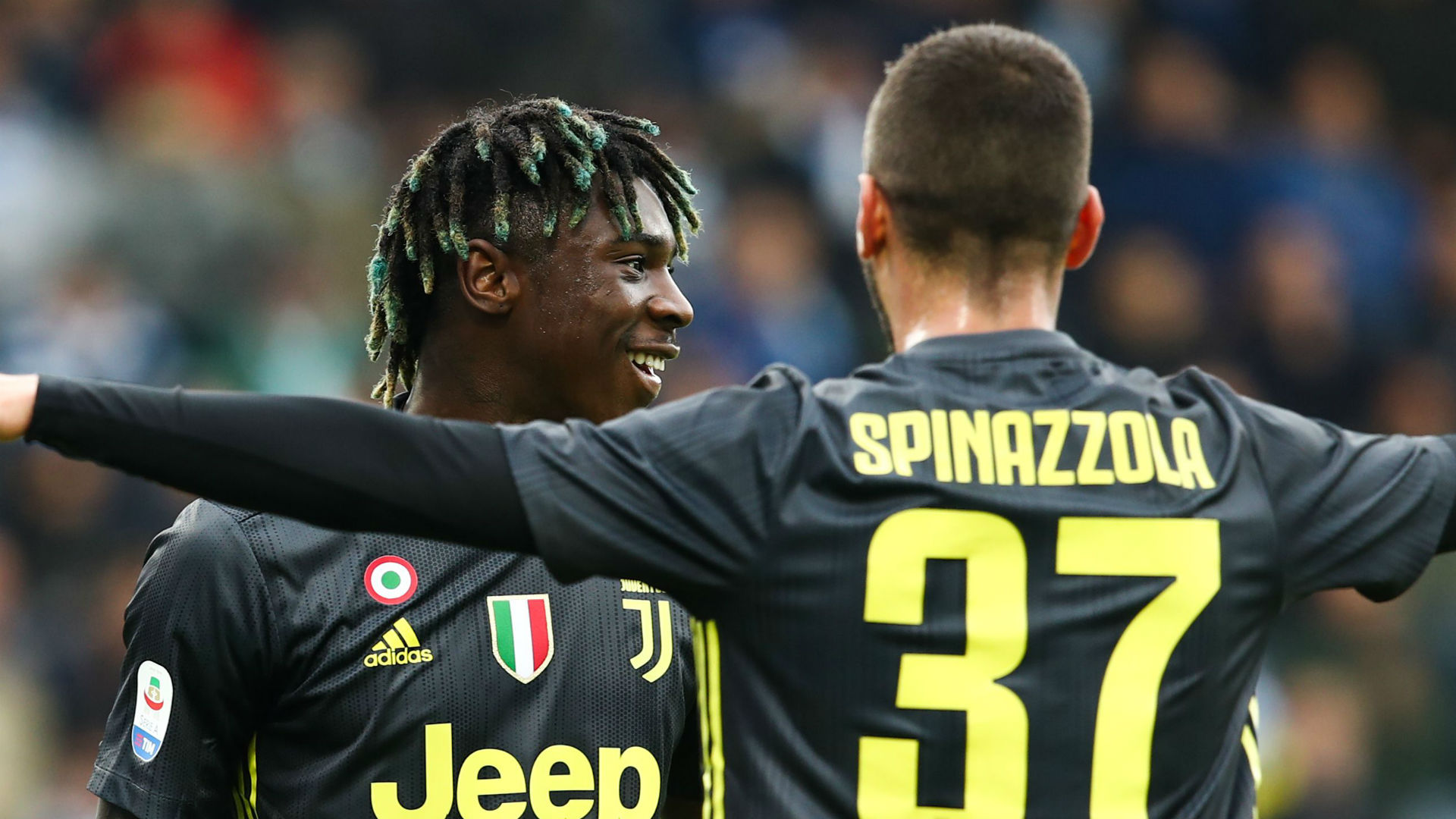 Ajax Juventus Twitter: Champions League News: Moise Kean In Contention For
