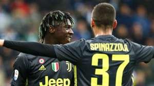 Moise Kean Juventus SPAL 130419
