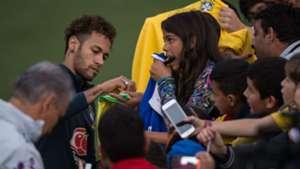 Neymar Granja Comary Seleção 25 05 2018