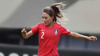 Women's World Cup 2019 kit South Korea