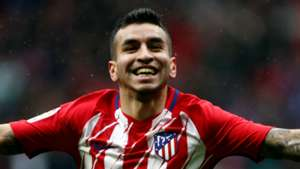 Angel Correa Atletico Madrid 2018