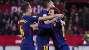 Messi Sevilla Barcelona LaLiga
