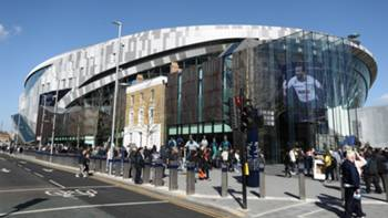 Tottenham  Yeni Stad Dis Cephe