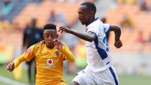Hendrick Ekstein, Kaizer Chiefs & Thabo Rakhale, Chippa United, April 2018