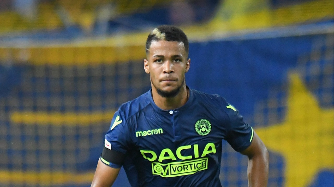 William Troost-Ekong - Parma vs Udinese, Serie A, August 19